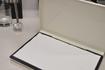 大きいゴム印にはノートパソコンサイズのような塗布用スタンプ台がおすすめです。